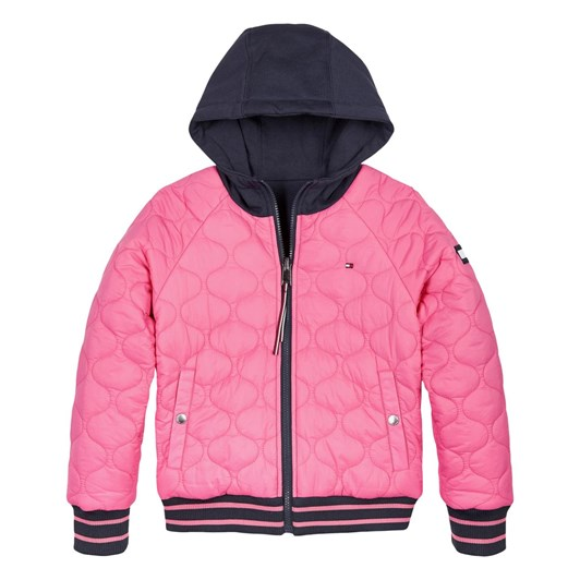Tommy Hilfiger Reversible Quilted Jacket 3-8Y