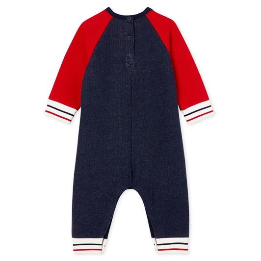 Petit Bateau Long Sleeve Bodysuit