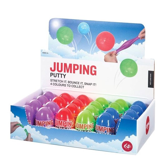 Is Gift Jumping Putty