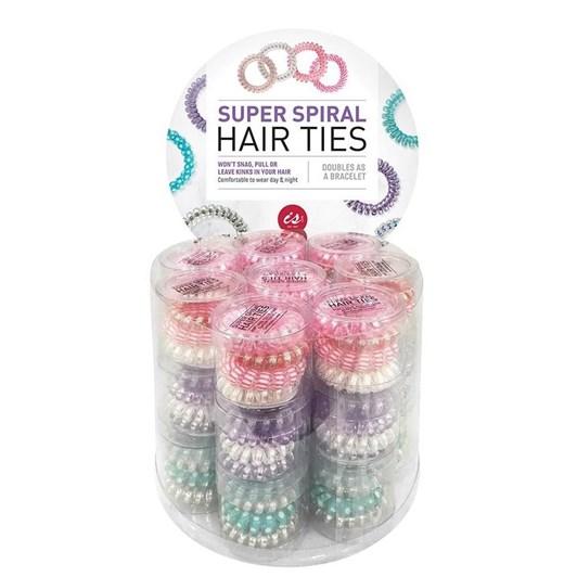 Is Gift Super Spiral Hair Ties