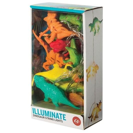Is Gift Illuminate String Lights - Dinosaurs