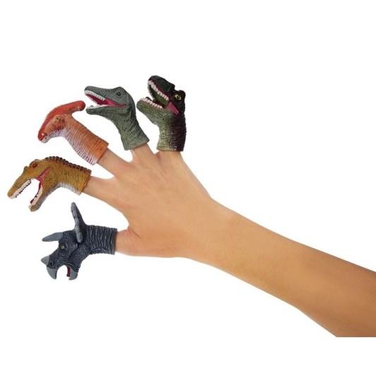 Is Gift Dinosaur Finger Puppets – Set Of 5
