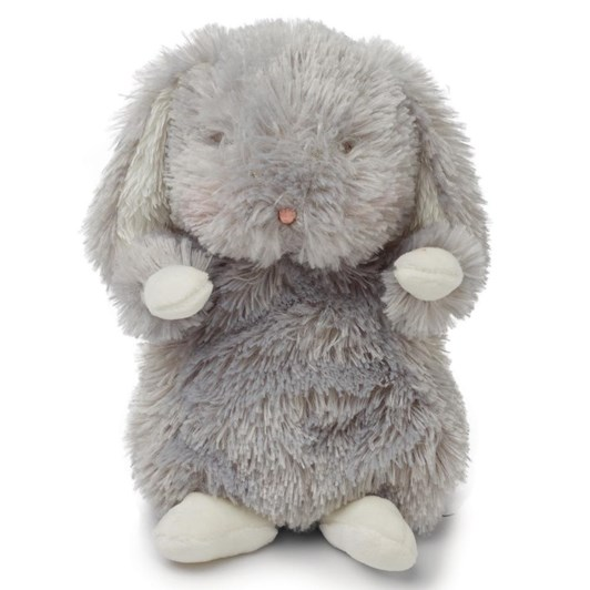Bunnies By The Bay Wee Grady Bunny Grey 15Cm