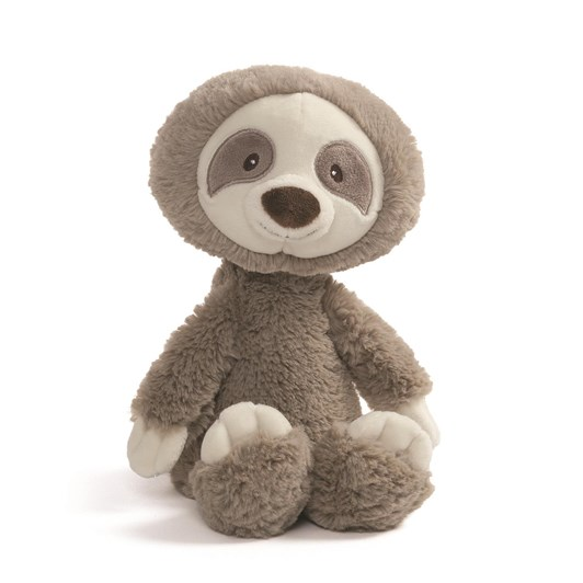 Baby Gund Sloth Brown Small