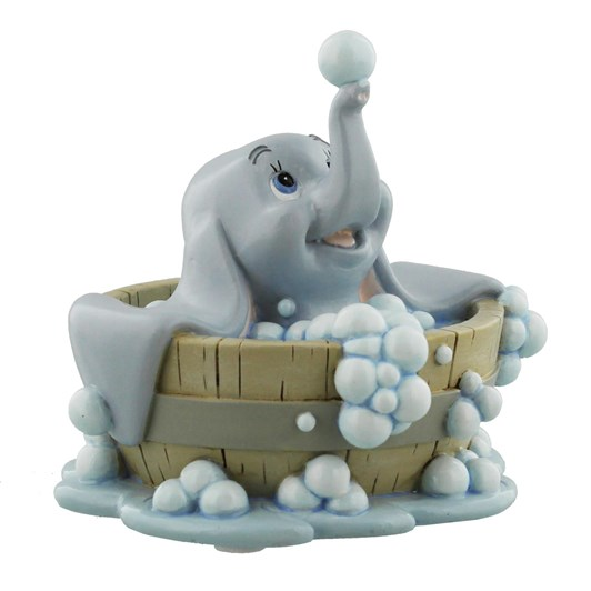 Disney Gift Collections Dumbo In Bath 'Baby Mine' Figurine