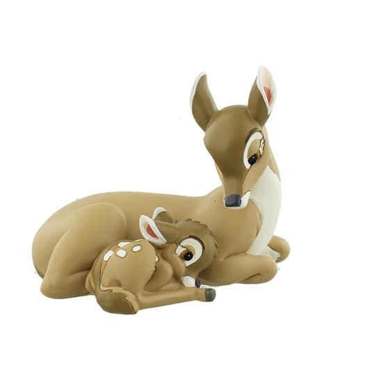Disney Gift Collections Bambi & Mother 'My Little One' Figurine