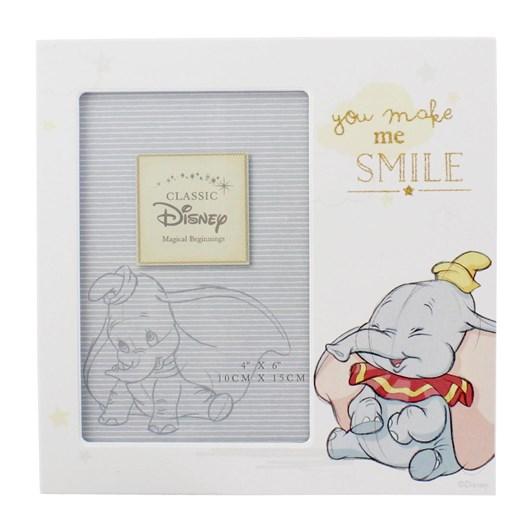 Disney Gift Collections Dumbo - Frame 4X6 'You Make Me Smile'