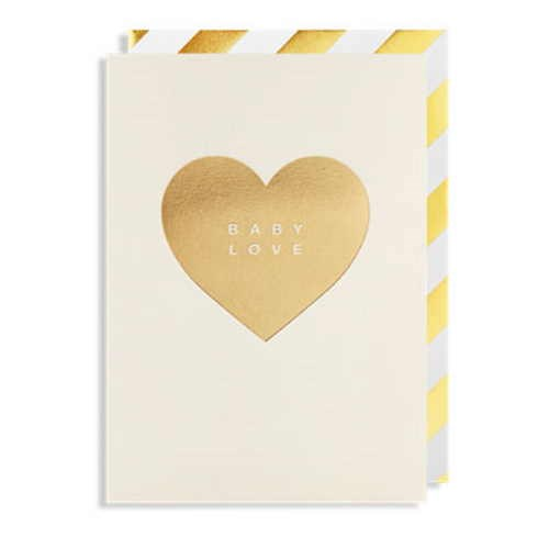Oxted Baby - Baby Love Card