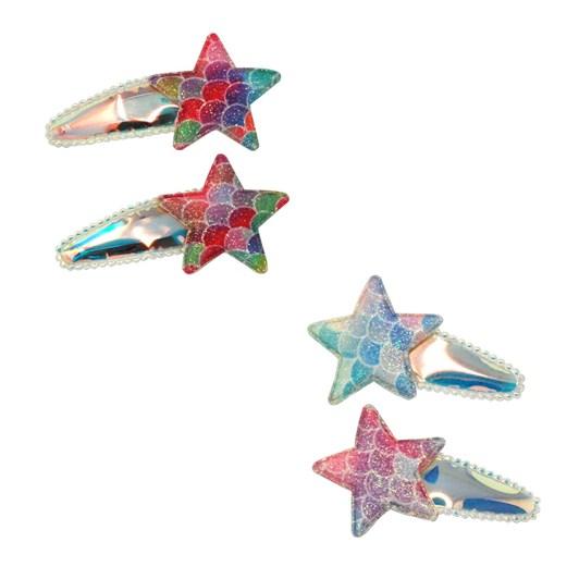 Pink Poppy Under The Sea Star Fish Snapclips