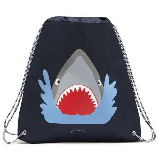 Joules Active Blue Shark Bag