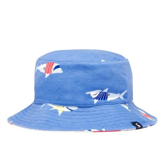 Joules Brit Blue Sharks Hat