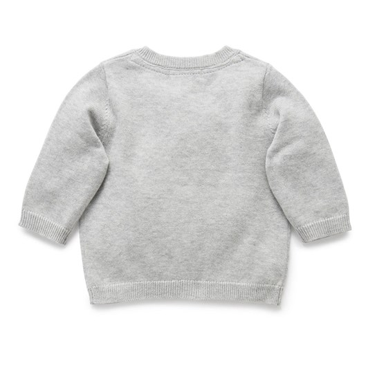Purebaby 100% Org Cotton Basic Cardi