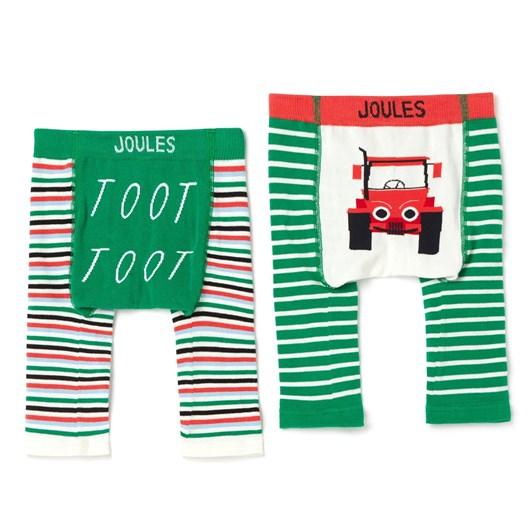 Joules Lively Multi Knit Leggings