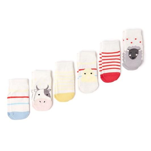 Joules The Sock Set Multi Animals Socks