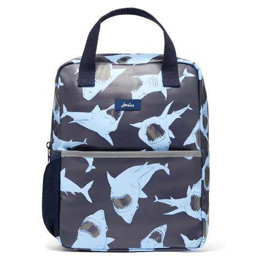Joules Adventure Blue Shark Bag