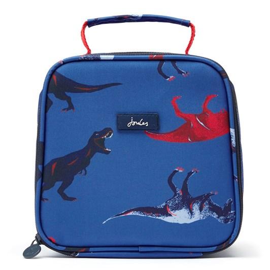 Joules Munch Blue Dinosaur Bag