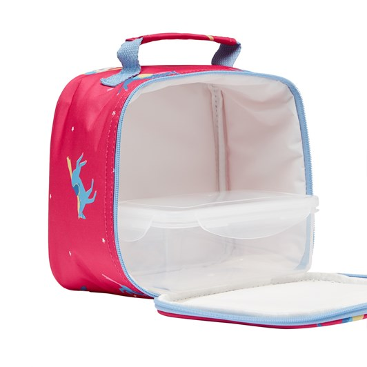 Joules Munch Pink Horses Bag