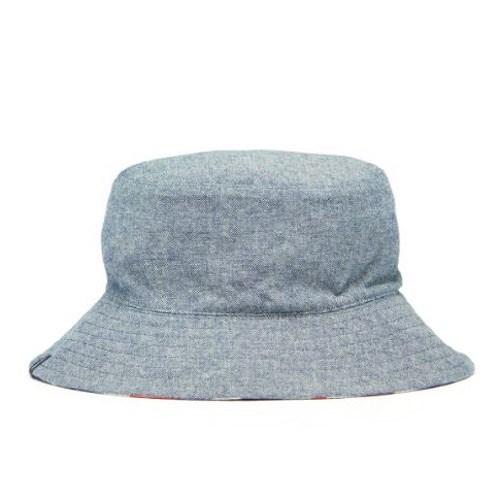 Joules Brit Blue Check Hat