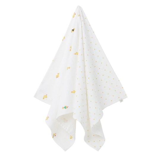 Joules The Muslin Square 2 Pack