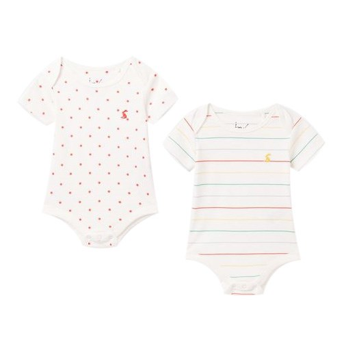 Joules The Bodysuit 2 Pack Romper