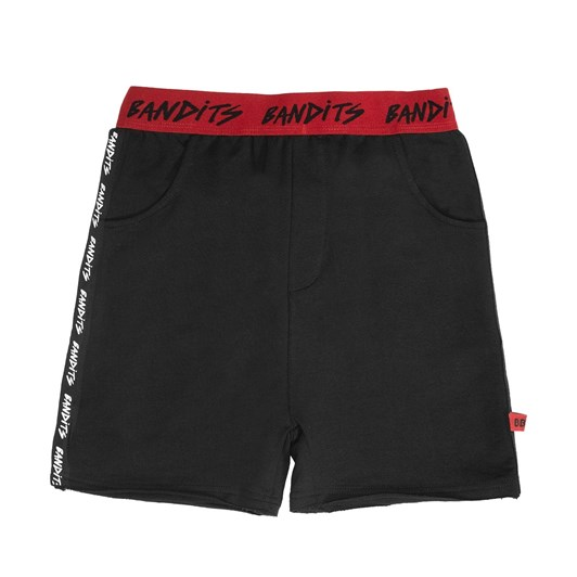 Band of Boys Bandits Tape Track Shorts 8-10Y