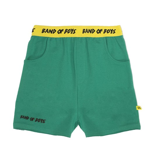 Band of Boys Mean Green Track Shorts 8-10Y
