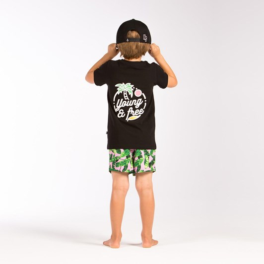 Hello Stranger Young & Free Tee 8-12Y