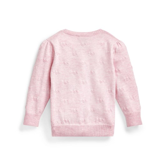 Polo Ralph Lauren Hearts Cotton Cardigan