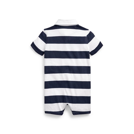 Polo Ralph Lauren Striped Cotton Rugby Shortall