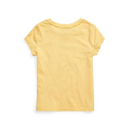 Polo Ralph Lauren Logo Cotton Jersey Tee 2-4Y