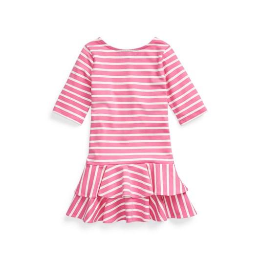 Polo Ralph Lauren Striped Stretch Jersey Dress 2-4Y