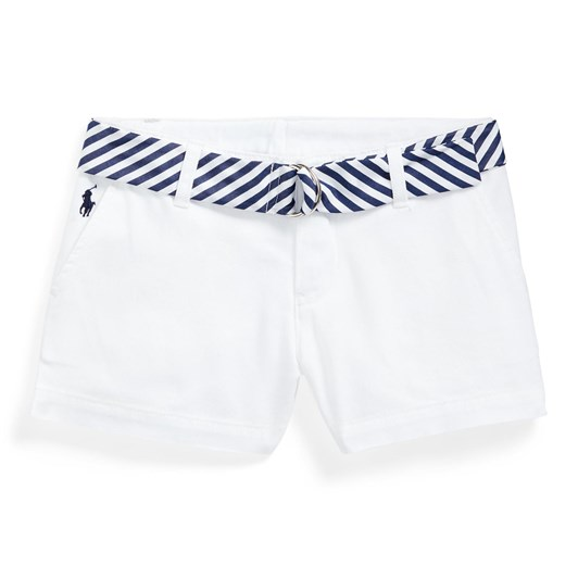 Polo Ralph Lauren Belted Cotton Chino Short 2-3Y