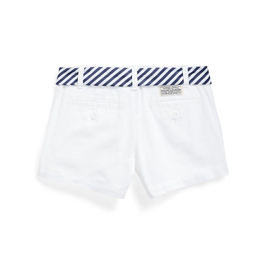 Polo Ralph Lauren Belted Cotton Chino Short 5-6.5Y