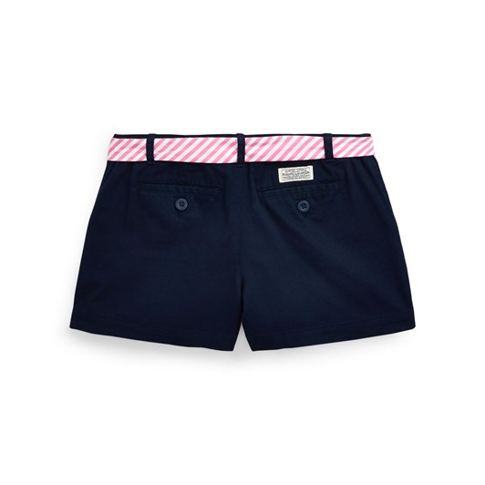Polo Ralph Lauren Belted Cotton Chino Short 8-14Y