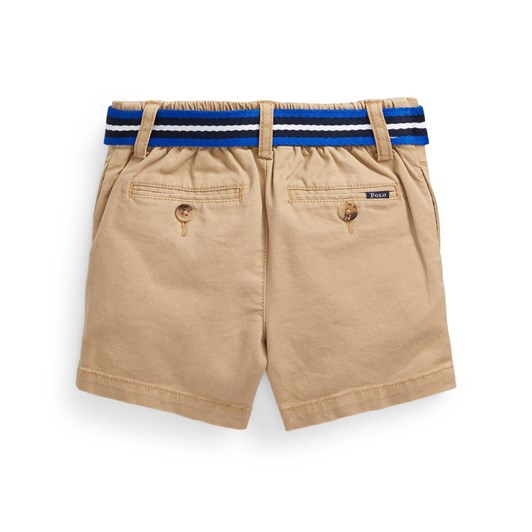 Polo Ralph Lauren Belted Cotton Chino Short