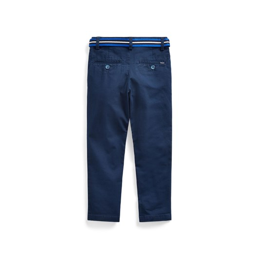 Polo Ralph Lauren Belted Stretch Skinny Chino 2-4Y