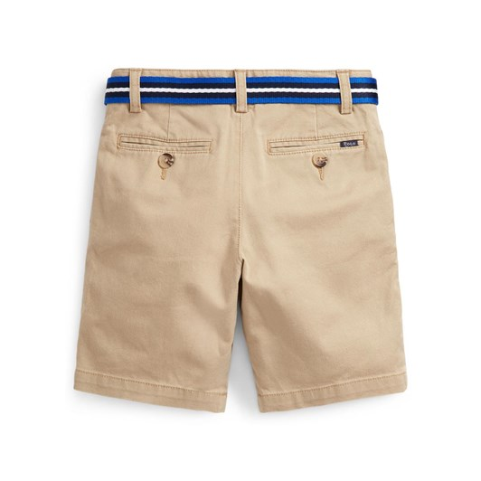 Polo Ralph Lauren Slim Fit Belted Chino Short 2-4Y