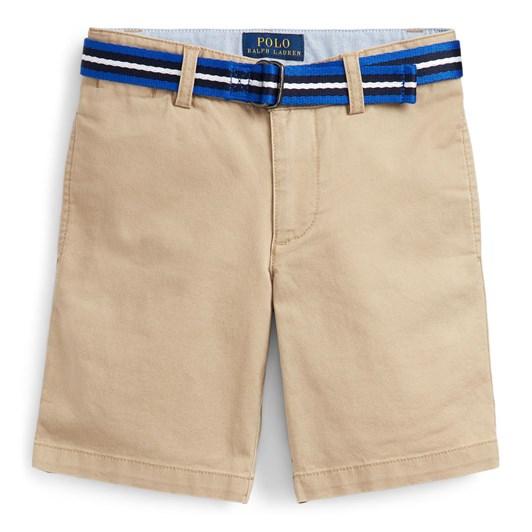 Polo Ralph Lauren Slim Fit Belted Chino Shortt 5-7Y