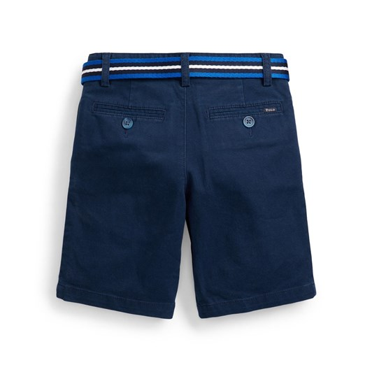 Polo Ralph Lauren Slim Fit Belted Chino Short 5-7Y
