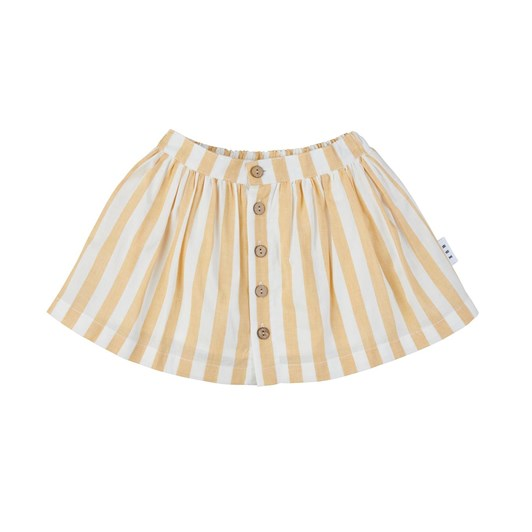 Huxbaby Button Front Skirt 3-5Y