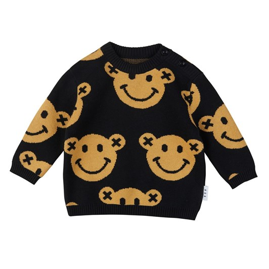 Huxbaby Smiley Knit Jumper 3-5Y
