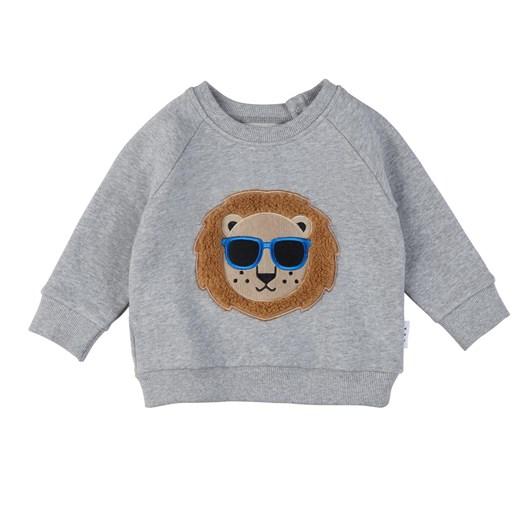 Huxbaby Cool Lion Sweatshirt 3-5Y