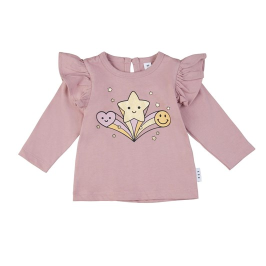 Huxbaby Star Power Frill Top 3-5Y