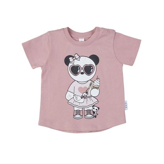 Huxbaby Panda Girl T-Shirt  1-2Y