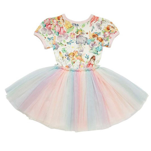 Rock Your Baby Magical - SS Ringer Circus Dress