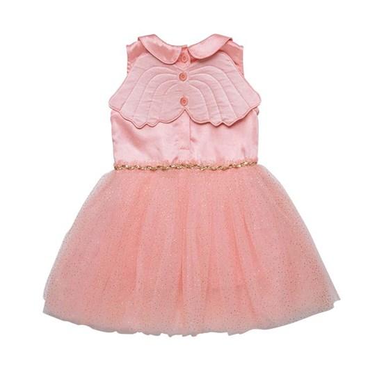 Rock Your Baby Pink Peter Pan Sleeveless Dress