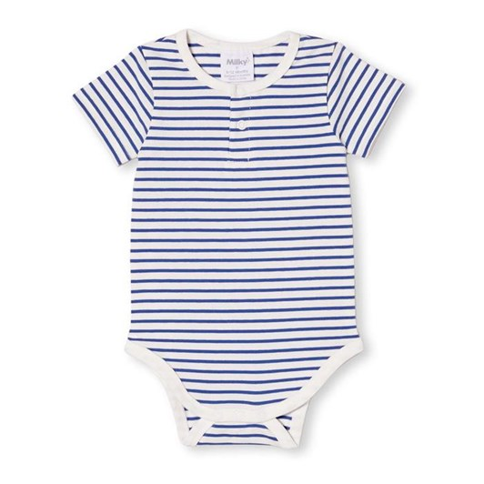 Milky Stripe Bubbysuit