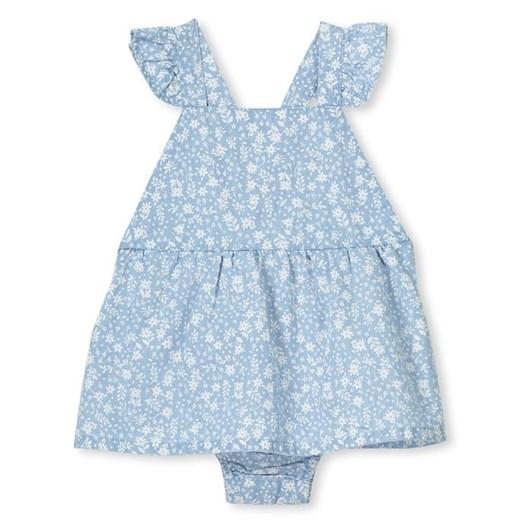 Milky Denim Baby Dress