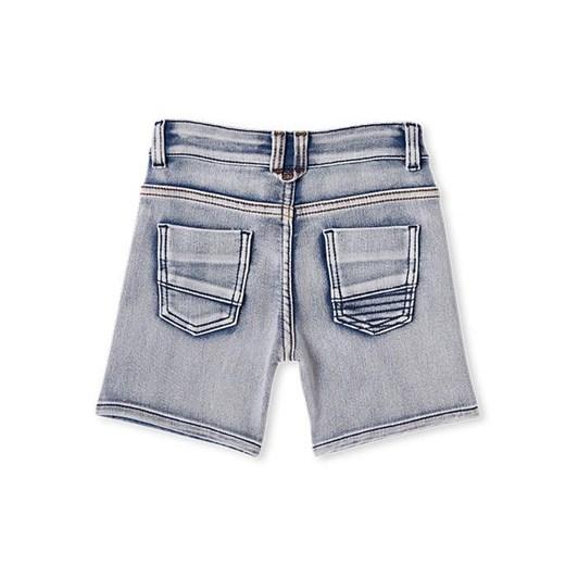 Milky Knit Denim Short