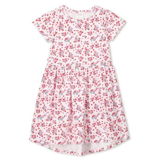 Milky Berries Dress